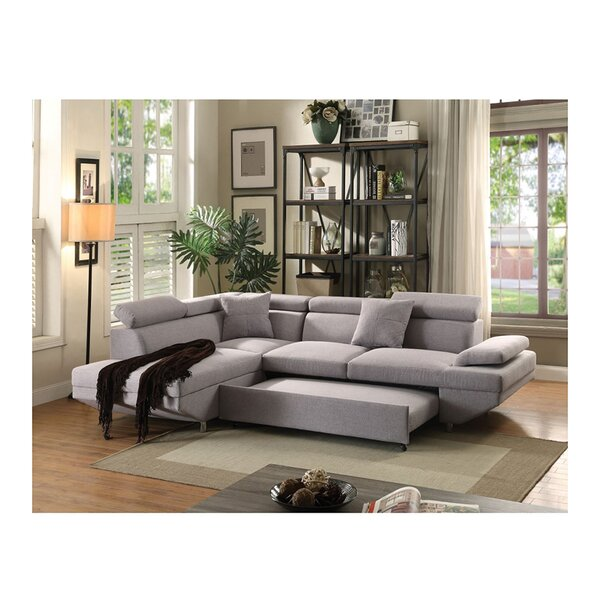 Crisfield Sleeper Sectional by Orren Ellis