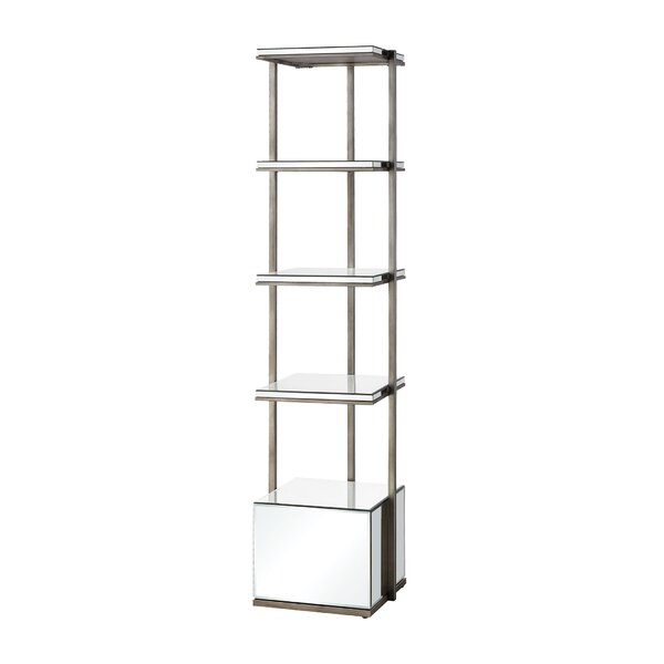Flore Etagere Bookcase By Orren Ellis