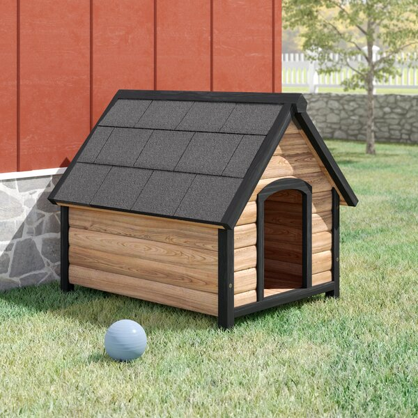 Arlene Outback Extreme Country Lodge Dog House by Tucker Murphy Pet