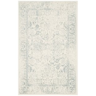 Top Reviews Howton Ivory/Slate Area Rug By Laurel Foundry Modern Farmhouse