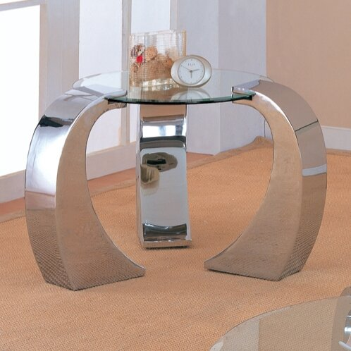 Clayton End Table by Wildon Home ®