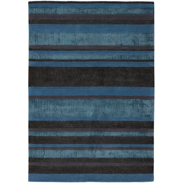 Youngquist Blue Area Rug by Brayden Studio