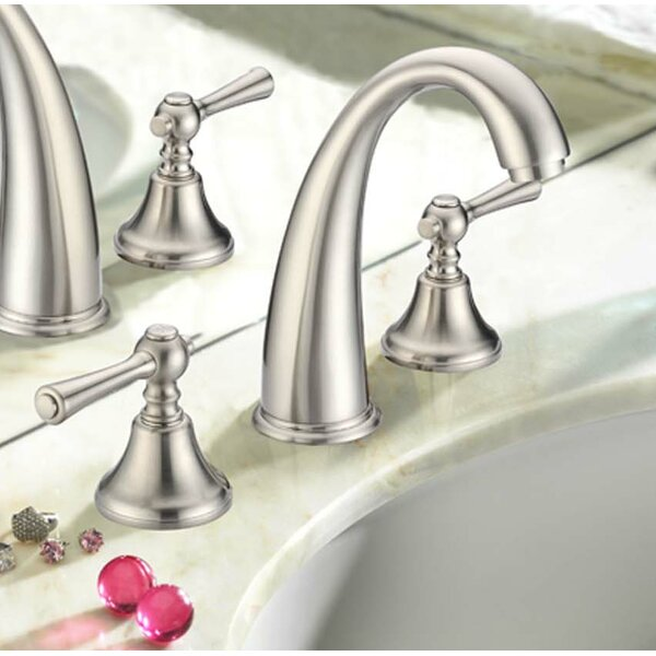 Apogee Widespread Bathroom Faucet by Lenova