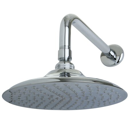 Victorian Full Rain Shower Head by Kingston Brass