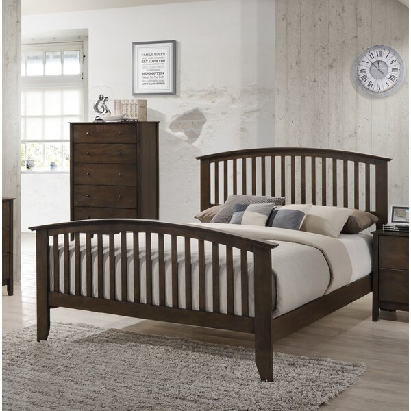 Weinman Queen Standard Bed by Latitude Run