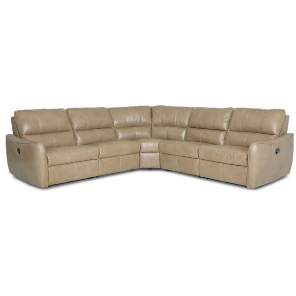 Lina Symmetrical Reclining Sectional By Palliser Furniture