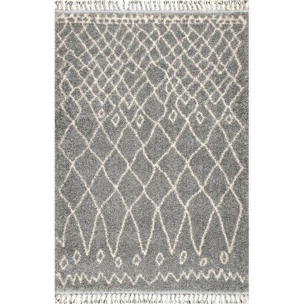 Millet Gray Area Rug by Williston Forge