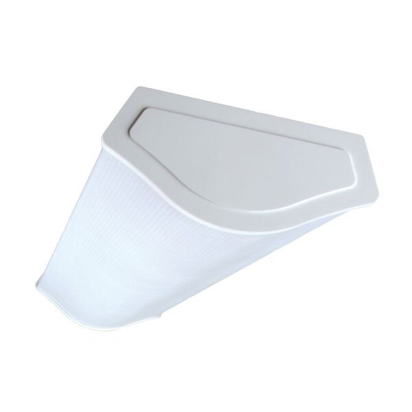 4-Light Wrapround Ceiling Light by NICOR Lighting