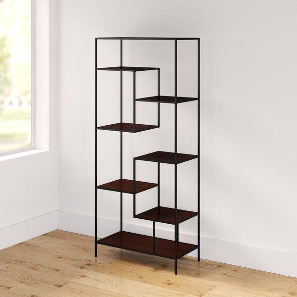Eseli Geometric Bookcase By Latitude Run