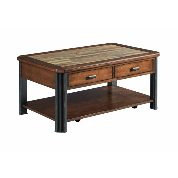 Juarez Coffee Table with Storage by Union Rustic Union Rustic