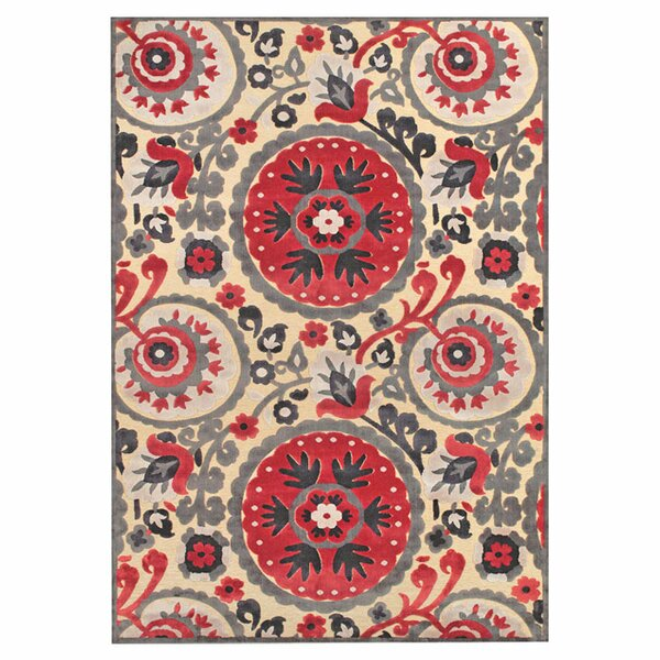 Rashid Area Rug by Bungalow Rose