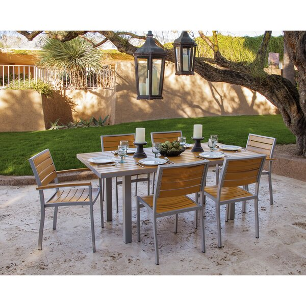 Loft 7-Piece Dining Set by Ivy Terrace