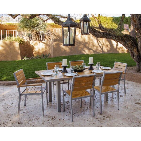 Loft 7-Piece Dining Set by Ivy Terrace Ivy Terrace