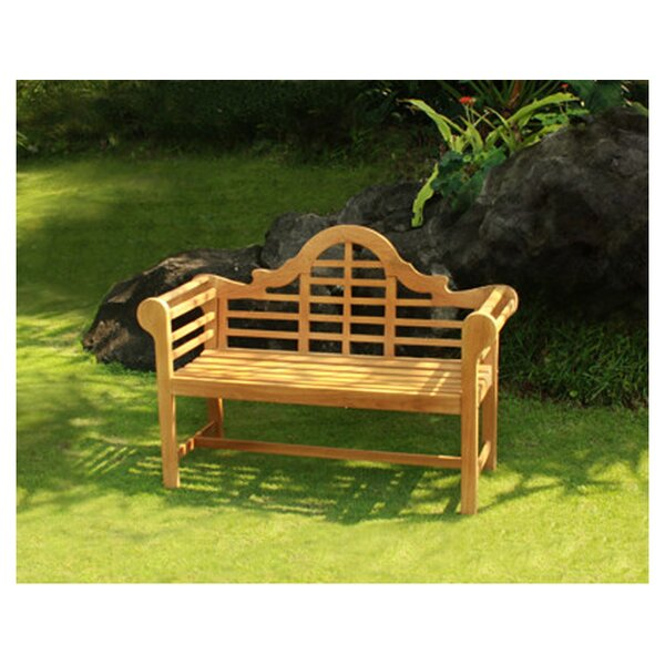 Brighton Teak Garden Bench by Fullrich Industries
