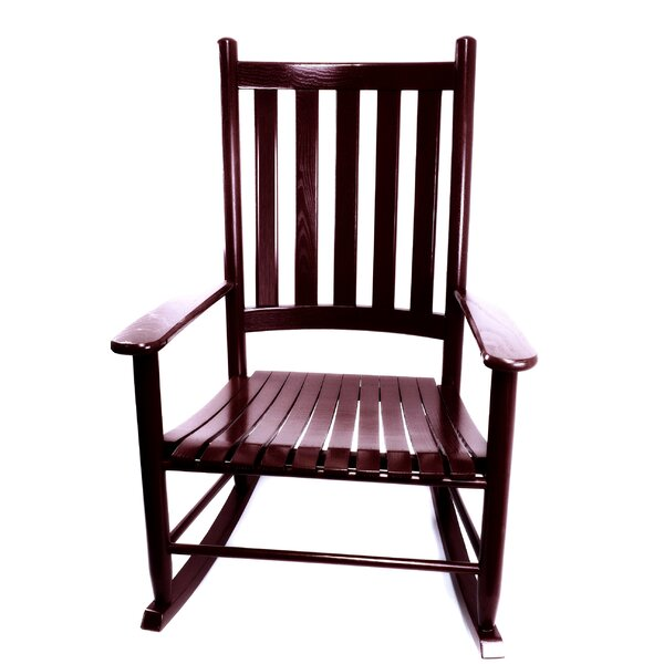 Fabulous Extra Large Rocking Chairs Wayfair Onthecornerstone Fun Painted Chair Ideas Images Onthecornerstoneorg