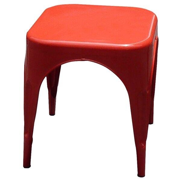 Ashburnham Metal Side Table by Ebern Designs