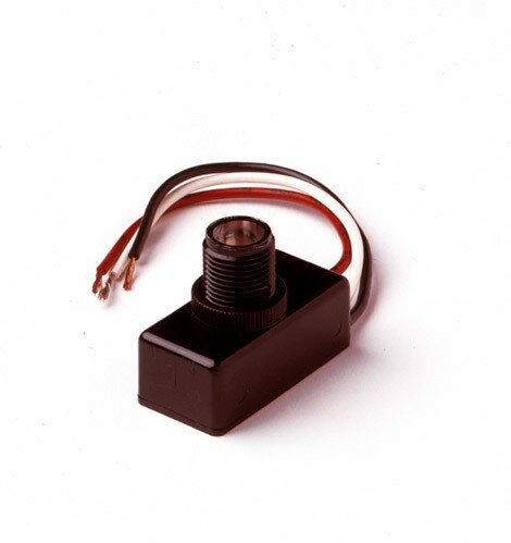 Button Type Photo Sensor By Cooper Lighting.