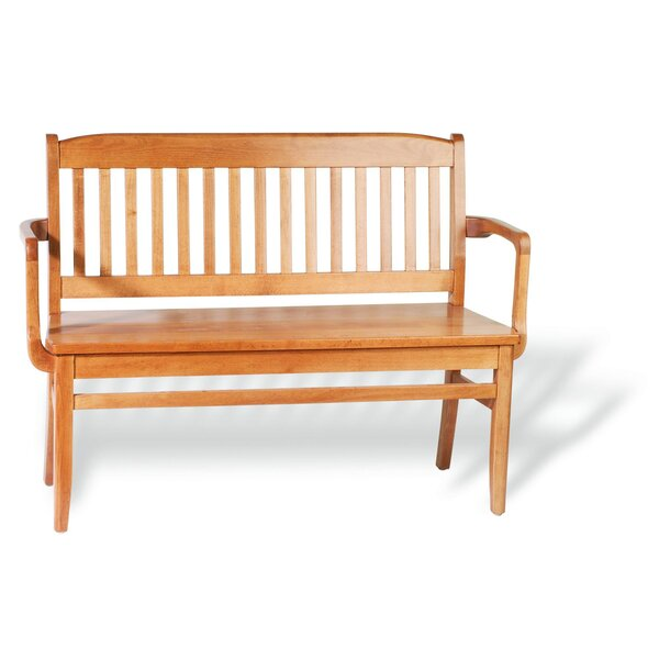 Bulldog Two Seat Bench by Holsag