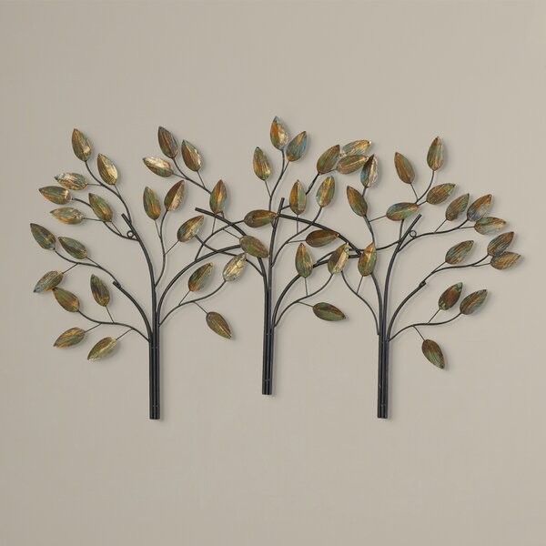 Desford Leaf Wall Décor by Charlton Home