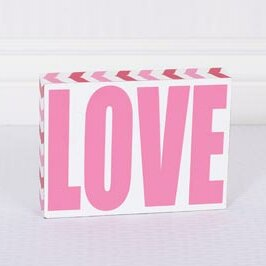 Love Sign Decor by Adams & Co