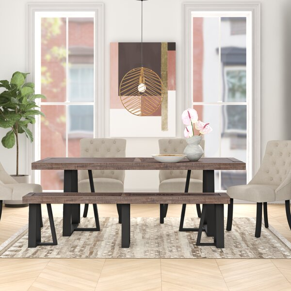 Stephen 6 Piece Dining Set by Foundstone Foundstone
