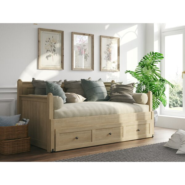 Morrow Cottage Twin Daybed With Trundle