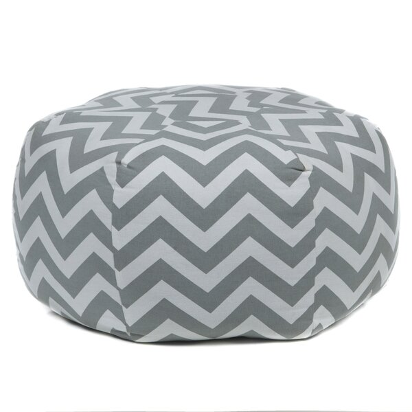 Buchanan Pouf by Rosecliff Heights