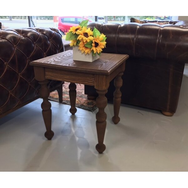 Bookout End Table by Darby Home Co