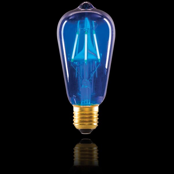 3.2W Blue LED Light Bulb by Darice