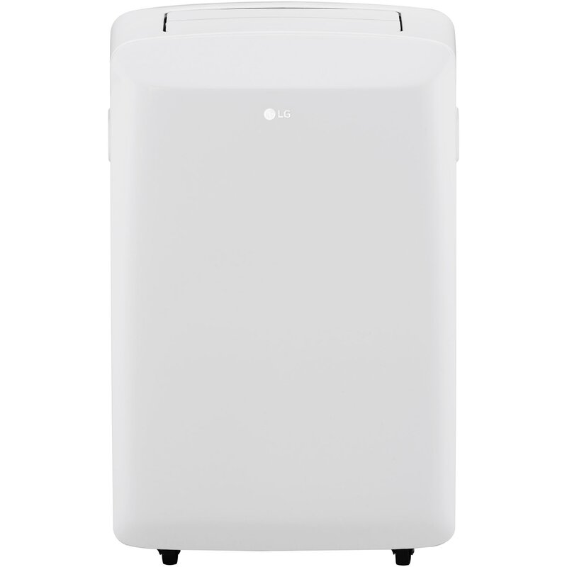 lg portable air conditioner. 8,000 btu portable air conditioner with remote lg