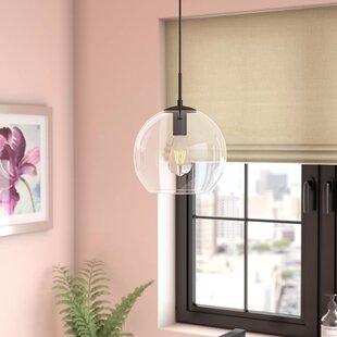 Compare & Buy Mullinix 1-Light Pendant By Wrought Studio