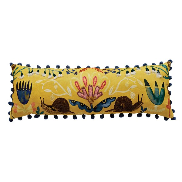 Ebersole Lumbar Pillow by Bungalow Rose