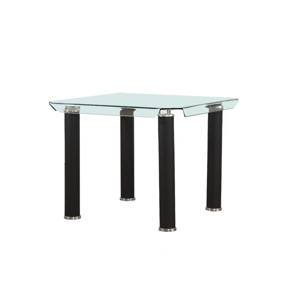 Len Counter Height Dining Table by Orren Ellis