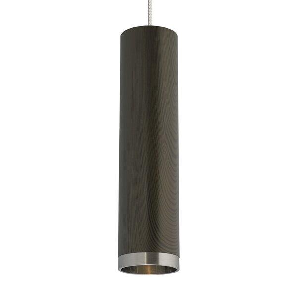 Tech Lighting Dobson 1 Light Single Cylinder Pendant