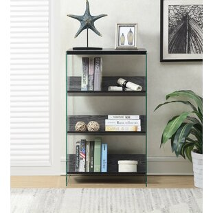 Reviews Bolander 4 Tier Standard Bookcase By Wrought Studio