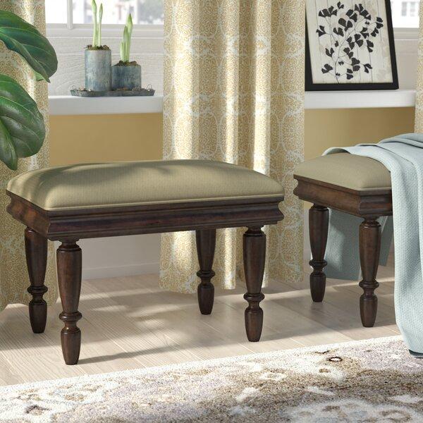 Oreana Vanity Bench by Three Posts