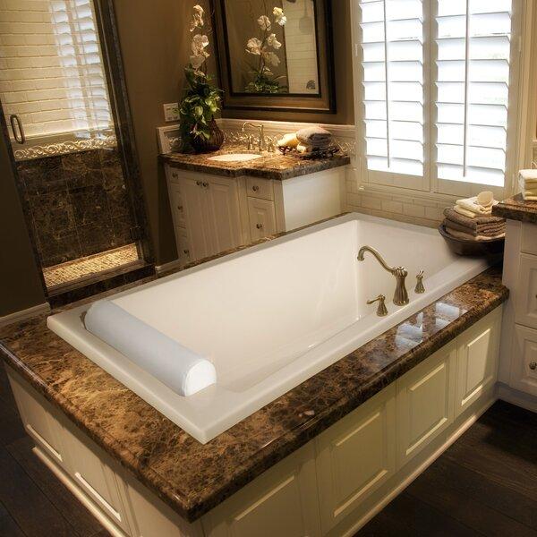 Designer Regal 70 x 43 Whirlpool Bathtub by Hydro Systems
