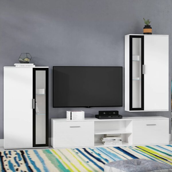 Dipaolo Entertainment Center For TVs Up To 88