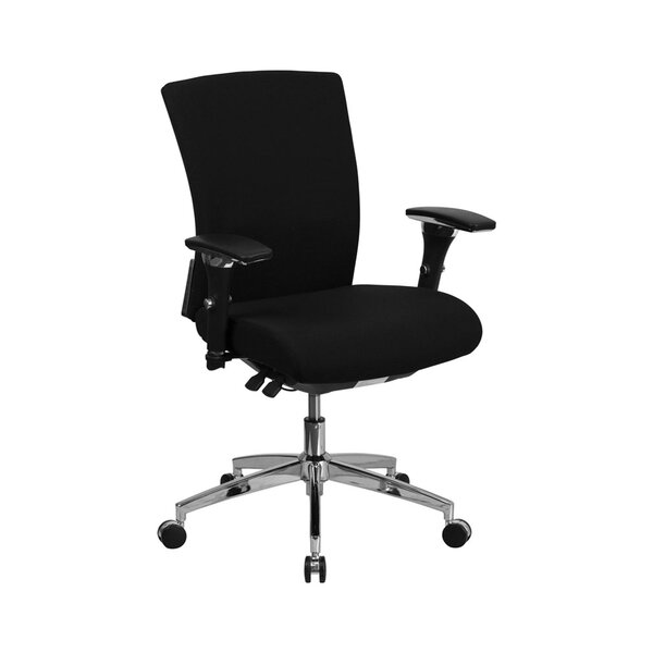 Buster Mid-Back Desk Chair by Latitude Run