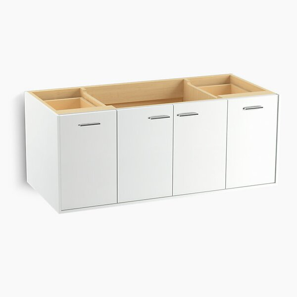 Jute™ 48 Vanity with 2 Doors and 2 Drawers by Kohler
