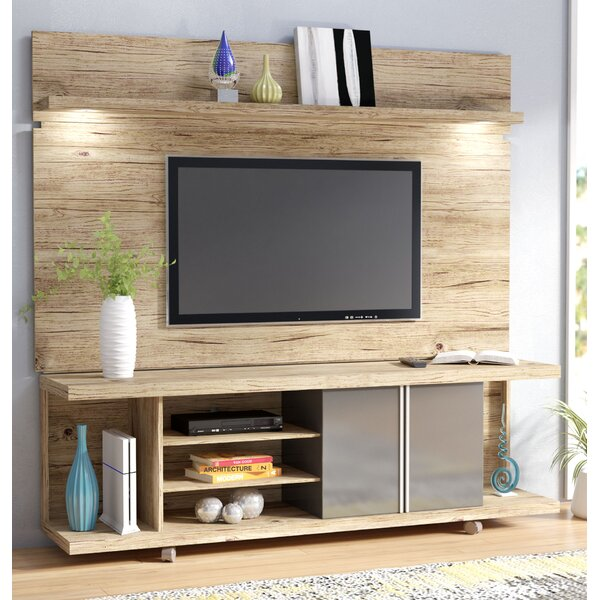 Lucca Entertainment Center for TVs up to 60 by Wade Logan