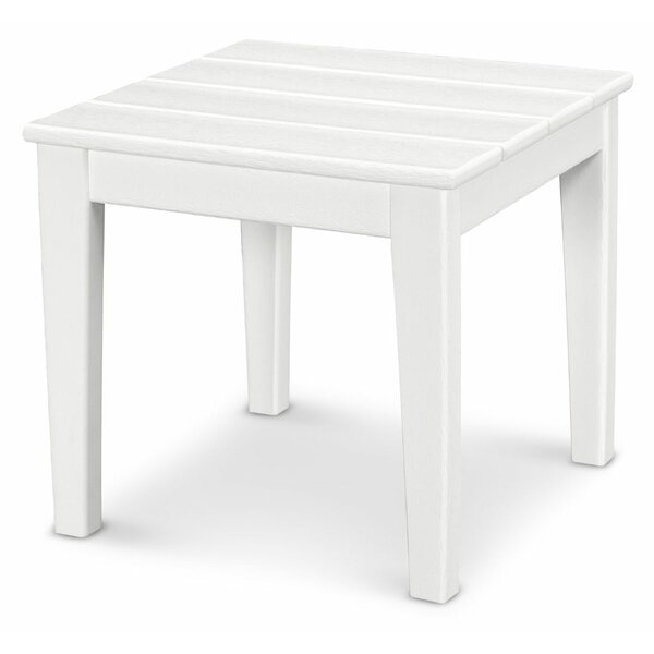 Newport Plastic Side Table by POLYWOOD®