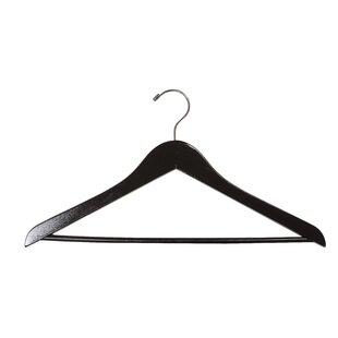 Look for Wood Economy Suit Hanger (Set of 25) By NAHANCO