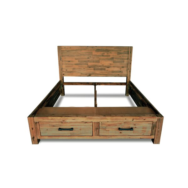 Woodland Storage Bed Frame by Loon Peak