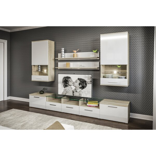 Norridge Entertainment Center For TVs Up To 88