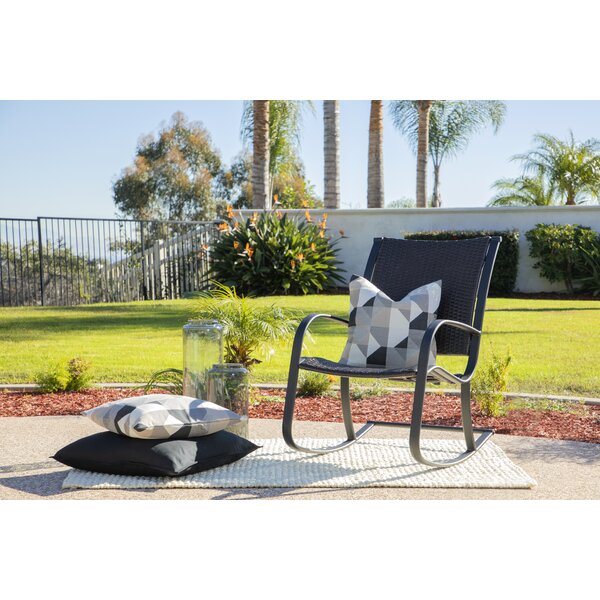 Alexcia Rocking Chair by Latitude Run