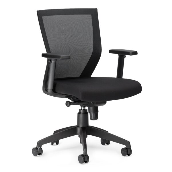 Brode Mid-Back Mesh Desk Chair by Conklin Office Furniture