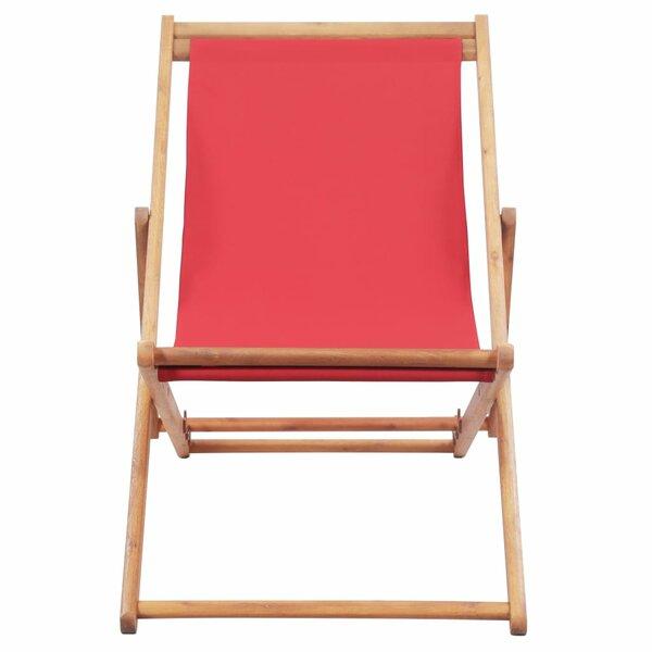 Tatianna Reclining Beach Chair by Bay Isle Home Bay Isle Home