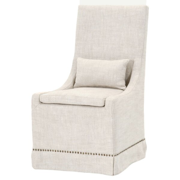 Colleen Upholstered Dining Chair (Set of 2) by One Allium Way One Allium Way