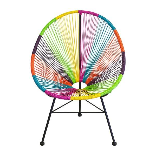 Acapulco Papasan Chair by Design Tree Home